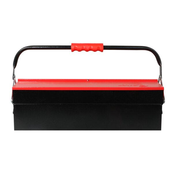 جعبه ابزار فلزی 50 سانت 2 طبقه مدل 4708