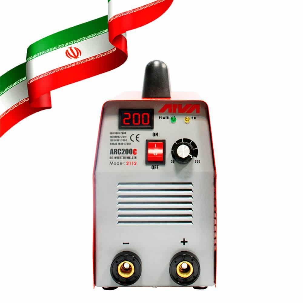 دستگاه اینورتر جوشکاری ARC200c تک ولوم ساخت ایران مدل 2112