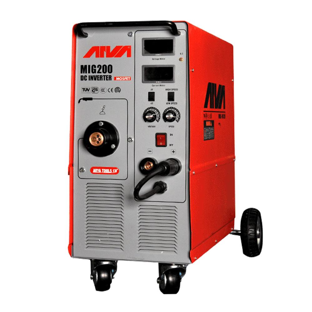 دستگاه جوشکاری MIG200 / CO2 مدل ۲۱۲۱