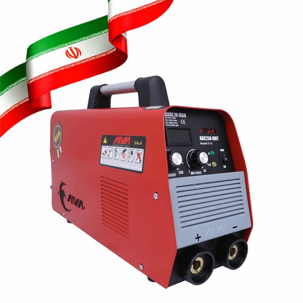 دستگاه اینورتر جوشکاری ۲۵۰ آمپر IGBT ساخت ایران مدل ۲۱۱۵