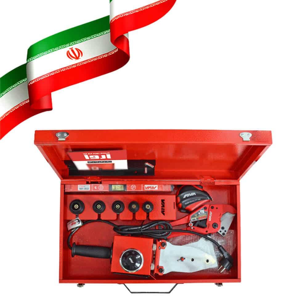 اتو لوله سبز کیفی ساخت ایران مدل ۲۳۰۲