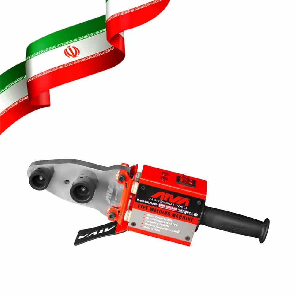 اتو لوله سبز تک ساخت ایران مدل ۲۳۰۱
